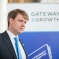 Chris Skidmore MP launching the Gateway2Growth campaign last year